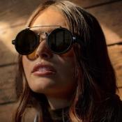 Stylish Grey PC Sunglasses